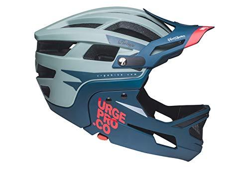 Urge Gringo de la Sierra - Casco integrale per mountain bike, taglia L/XL, unisex