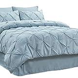 Bedsure Comforter Set Full/Queen Bed in A Bag...