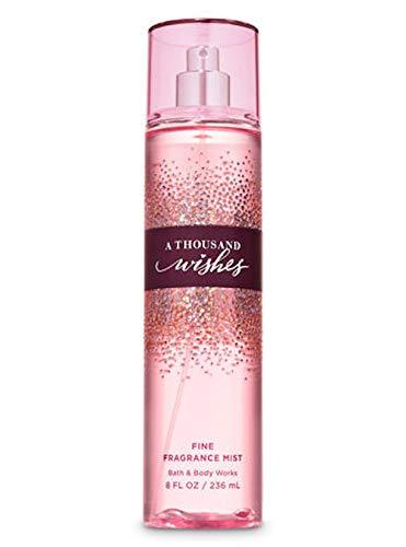 Bath and Body Works A Thousand Wishes Fragrance Mist 8 oz. by Bath & Body Works