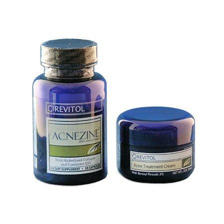 Revitol Acnezine Kit Natural Acne Cure Buy Online In Cambodia