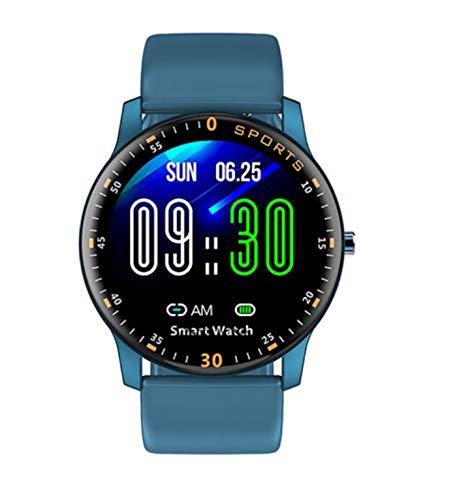 Hybrid-Smartwatch, Fitness-Tracker mit Herzfrequenzmesser, Schlafüberwachung, Telefon-Benachrichtigungen, Aktivitätstracker für iOS, Android