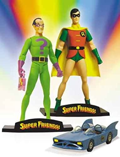 Super Friends Robin & the Riddler by DC Comics