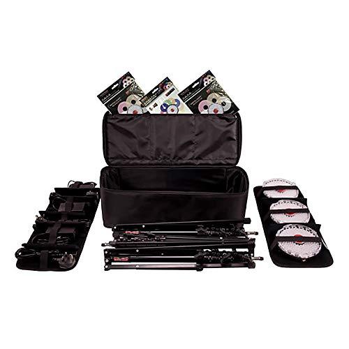 Rotolight Neo-II Explorer Kit - Kit de iluminación de Techo, Color Negro