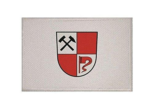 U24 Aufnäher Senftenberg Fahne Flagge Aufbügler Patch 9 x 6 cm