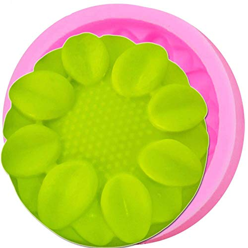 Tournesol Tournesol moules à chocolat de moule de savon de silicone moules bougie artisanat bricolage sous la forme de l'outil de pas cher