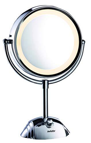 Miroir éclairant double-face Babyliss 8438E