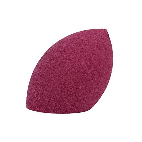 Heng Forme de Goutte d'eau Cosmétique Puff Maquillage Éponge Mélange Visage Liquide Fondation Crème Maquillage Cosmétique Poudre Puff, Vin Rouge A
