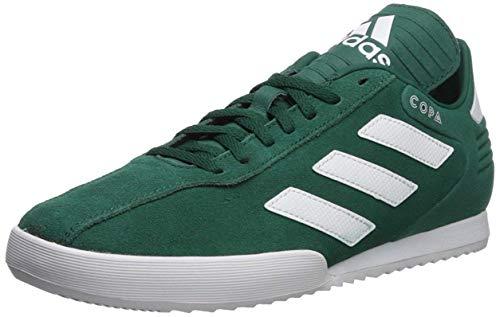adidas Men's Copa Super Soccer Shoe, Green/White/Scarlet, 7 M US