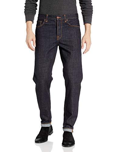 Nudie Jeans Herren Steady Eddie II Rinsed Jeans, Abgespült, 38W / 32L