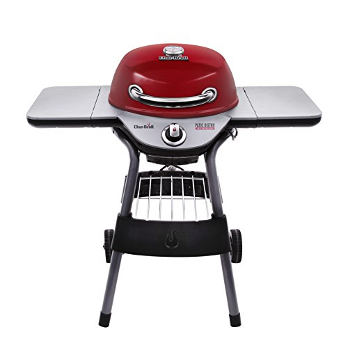 Char-Broil 17602047 Infrared Electric Patio Bistro, 240, Red