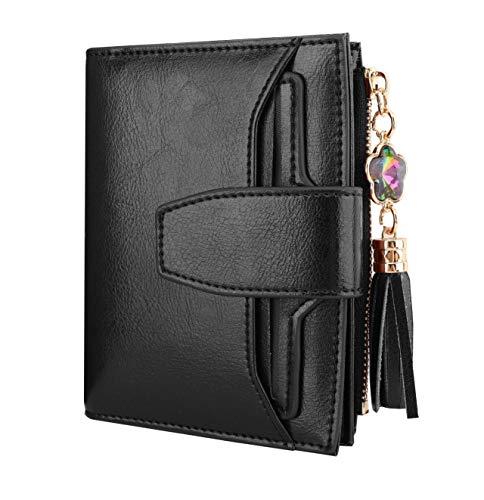 Portamonete con portamonete e portamonete con portamonete Mini formato perfetto come borsellino portamonete con regalo di compleanno multicolore