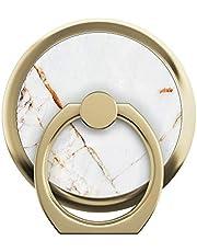 iDeal of Sweden Magnetic Ring Mount (mobiele telefoon ringhouder en standaard), (Carrara Gold)