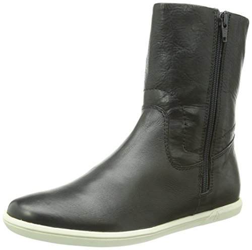 Gaastra Damen PANGA Kurzschaft Stiefel, Schwarz (Black/900), 37 EU
