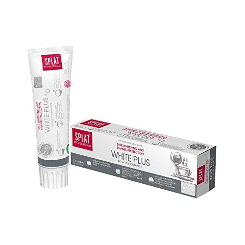 Splat SPLAT Germany GmbH White Plus Whitening tandpasta, 100 ml