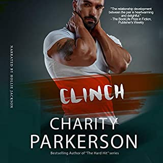 Clinch audiobook cover art