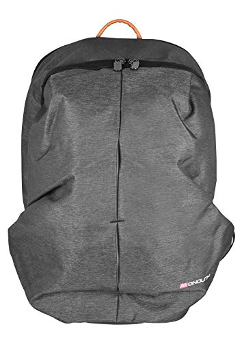 Monolith 200009119G Laptop Backpack 15.6 Inches Model 9119 30 x 15 x 45 cm Grey