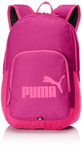 PUMA Zaino Phase unisex, colore fucsia, taglia unica