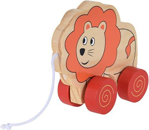 Free and Easy Animal de Trait Lion 14,5 cm Orange