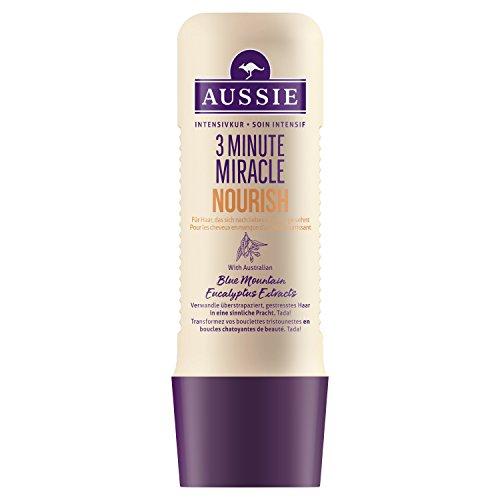 Aussie 3 Minute Miracle Nourish Soin Intensif 250 ml