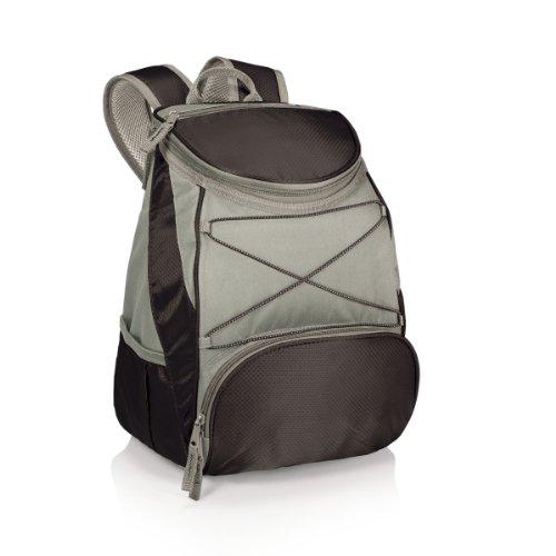 ONIVA - a Picnic Time Brand Mochila térmica PTX Cooler, preta, 40 x 28 x 7 cm