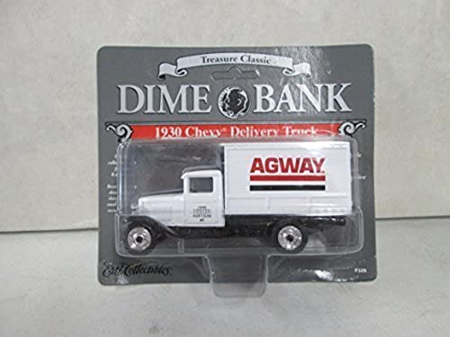 Ertl Dime Bank Agway 1930 Chevy Delivery Truck 1 43  5 by ERTL