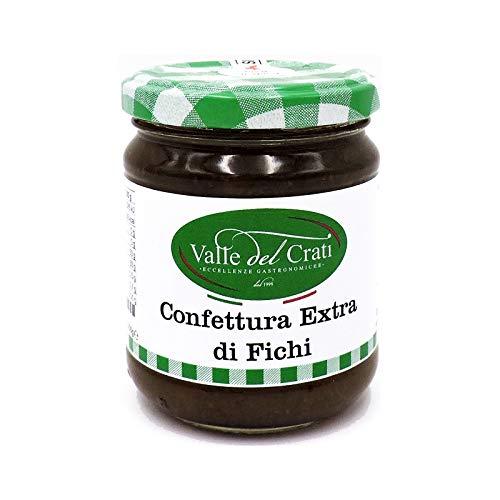 Confettura Extra Di Fichi Calabresi Prodotto Tipico Calabria Ideale Per Formaggi O Preparazione Dolci Confezione Conserva Da 230 gr