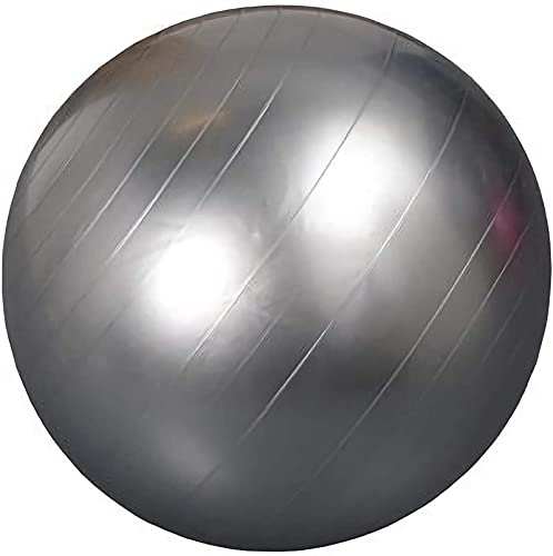 LSZ pelota de ejercicio Bola de ejercicios QSZX, bola de fitness a prueba de explosiones, bola de pilates, material de PVC amigable con el medio ambiente, bola de yoga es adecuada para ejercicio, ejer
