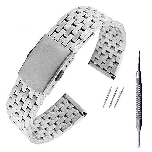 Reemplazo de la Correa de Reloj, Correas de Reloj para Samsung Gear S3 S2 Sport Classic Frontier Galaxy Active 42mm 46mm Band Huami Amazfit Bip Strap Compatible con Huawei Watch GT 2# 0000