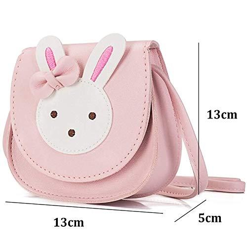 Nesloonp Mädchen Umhängetasche,Kinder Umhängetasche Mädchen,Prinzessin Mini Taschen,Mini Bag Geldbörse Kleine Brieftasche Umhängetasche für Mädchen Kinder Kleinkind