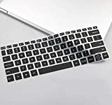 """PLEASE VERIFY KEYBOARD Layout with 2nd & 3rd image. Compatible with:Mi Notebook 14"""" RedmiBook Horizon Edition Perfect Fit and Special Design?The every key of keyboard cover is specially molded, manufactured to the highest quality available. High tran..."""