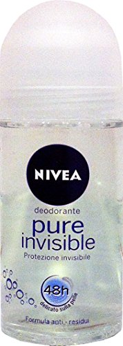 12 x NIVEA DEO ROLL ON Damen Pure Invisible 50 ml