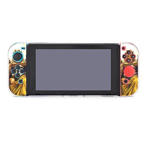 Schutzhülle für Nintendo Switch, The Terrible Waage Goddess Durable Case Cover für Nintendo Switch und Joy Con
