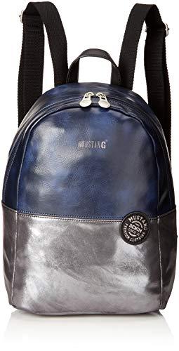 MUSTANG Damen Bennsville Joyce Backpack Mvz Rucksackhandtasche Blau (Dark Blue)