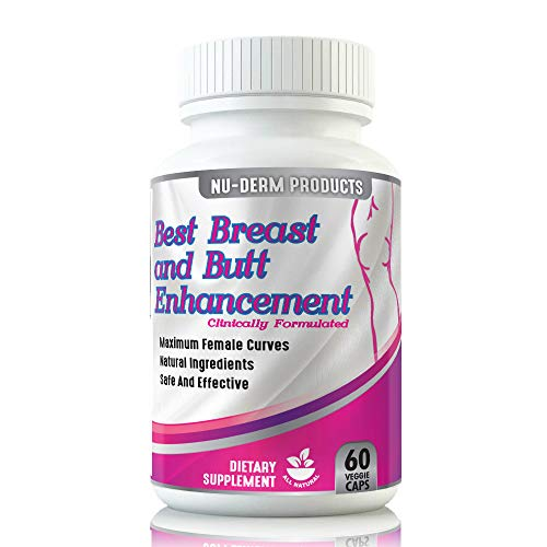 Best Breast Butt Enlargement Pills Provide Butt Boob Lift, Natural Bust Enhancement Natural Butt and Boob Growth