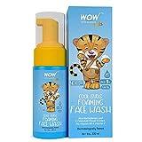 WOW Skin Science Cool Suds Espumante Facial Wash con Aloe Barbadensis y extracto de flor de caléndula, 100 ml