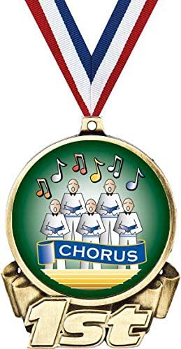 Chorus First Place Medal Jacksonville Mall 3