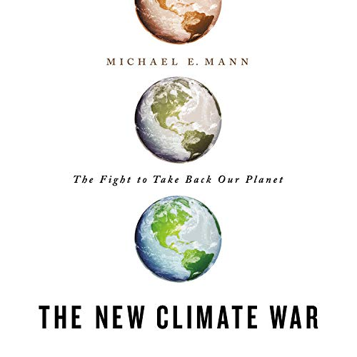 The New Climate War cover art