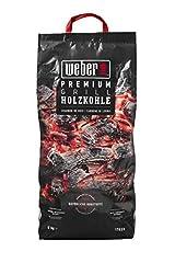 Weber 17829 Premium Houtskool 5 kg*