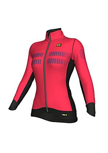 Ale Clima Protection 2.0 Future Veste Super Comfort avec Windtex, Femme S Violet