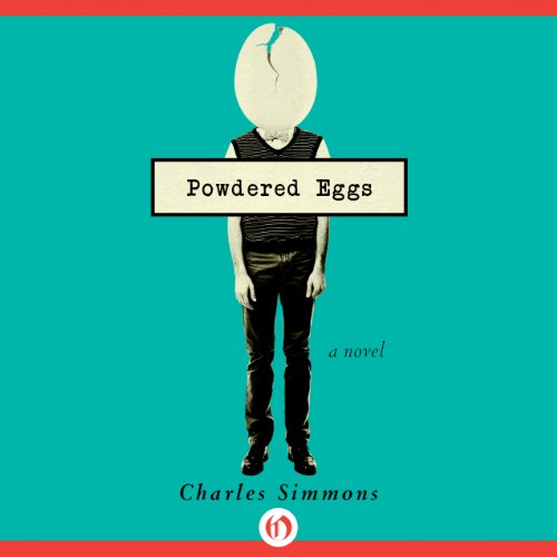 Powdered Eggs audiobook cover art