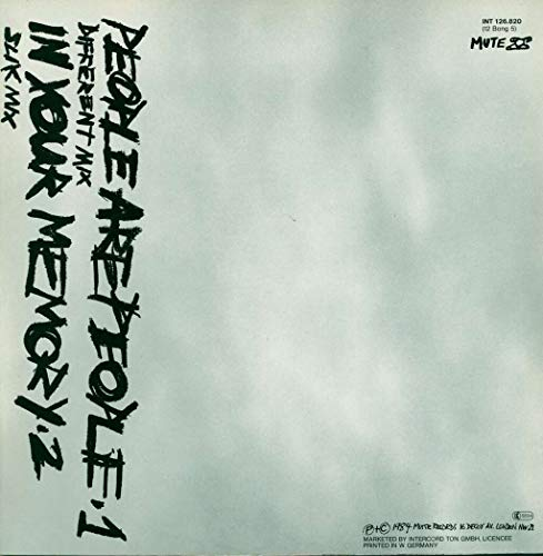 DEPECHE MODE / PEOPLE ARE PEOPLE (DIFFERENT MIX) - 2