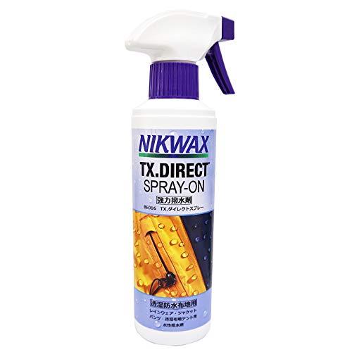 ニクワックス(NIKWAX) TXダイレクトスプレー 【撥水剤】 EBE016