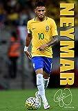 Motivationsposter – Neymar # 29 – signiert (Kopie) –