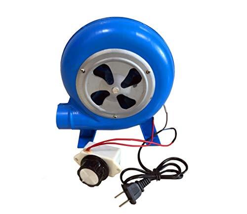 Yx-outdoor Ventilador centrífugo regulador de Velocidad AC 80W, para Estufas de leña, Estufas de Barbacoa, Estufas de gasificación, cocinas de Hotel, Ventilador eléctrico 220V