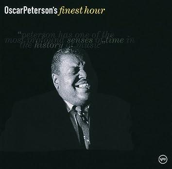 Oscar Peterson's  Finest Hour