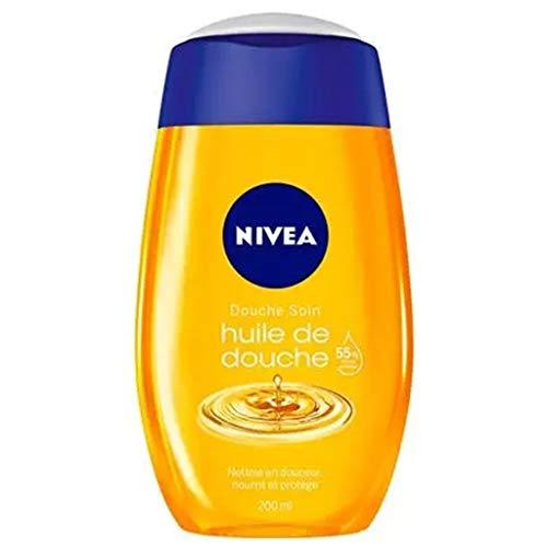 Nivea Pack Nivea Dusche Hautpflege Duschöl 250 ml weiß aus (6er-Set) 1