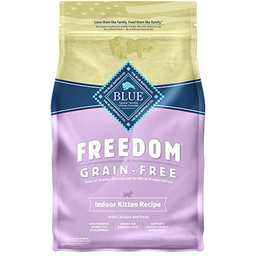 Blue Buffalo Freedom Kitten Dry Cat Food