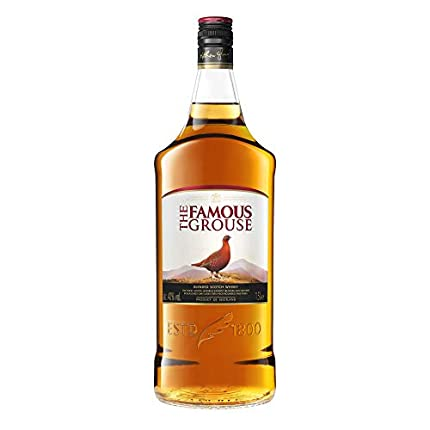 Famous Grouse Whisky 40% - Pack Size = 1x1.5ltr