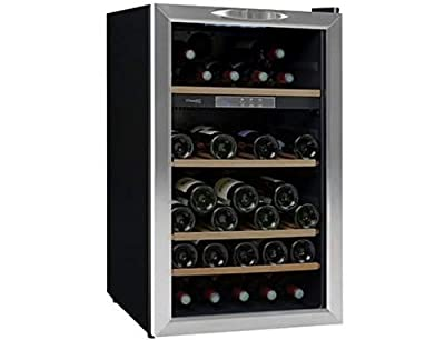 Climadiff CLS52 52-Bottle Single Zone Wine Cooler by La Sommeliere