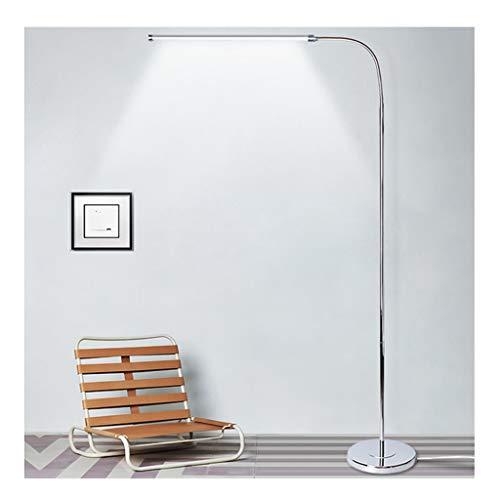 &Tageslicht Stehleuchte Stehlampe LED Wohnzimmer Schlafzimmer Studie Augenschutz Leselampe Einfache Vertikale Klavierlampe Stehleuchte (ausgabe : 9 watt white light)